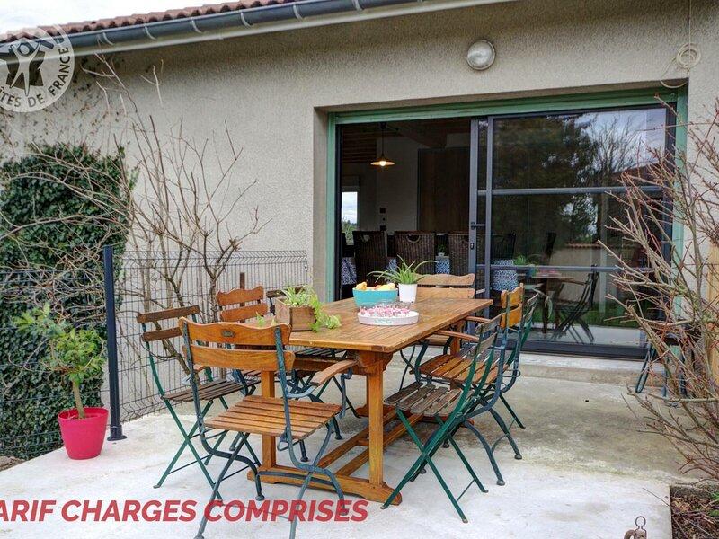 Biscuit & Colibri, holiday rental in Villars