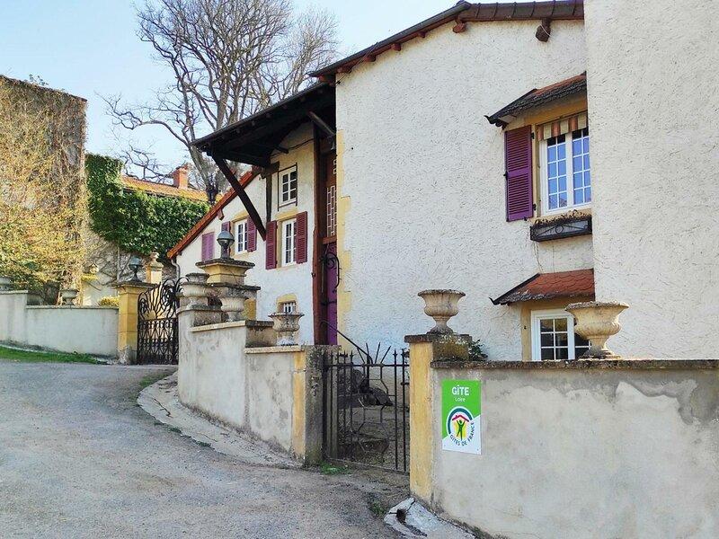 Domaine de la Doux, holiday rental in Ranchal