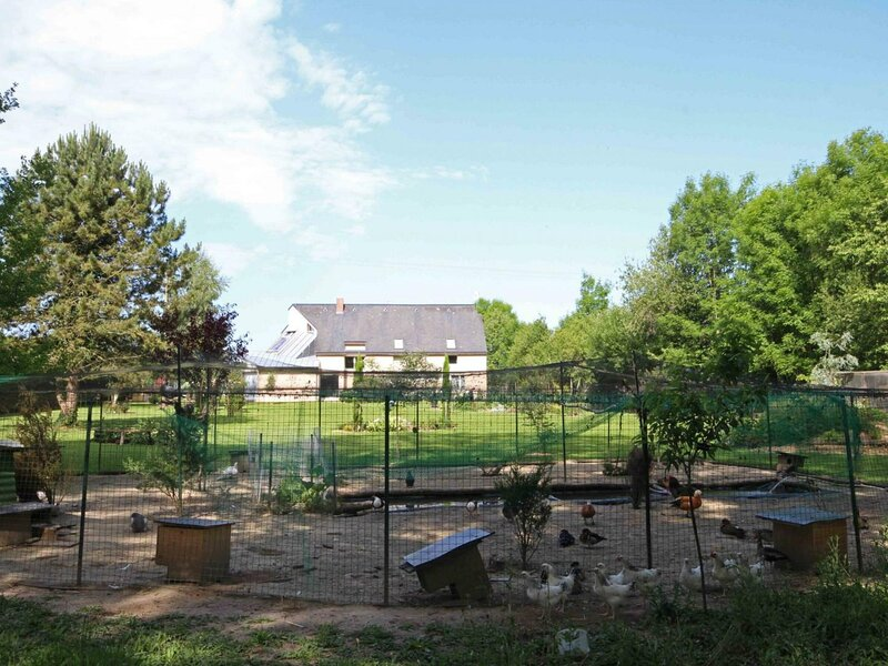 Le champ de la planche à l'âne, location de vacances à Moulins-la-Marche