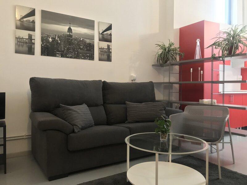 Acogedor estudio en Ciudad Lineal, vacation rental in San Fernando de Henares
