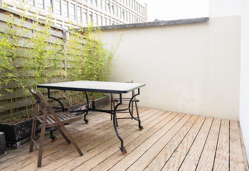 Duplex Style New-Yorkais !, holiday rental in Anderlecht