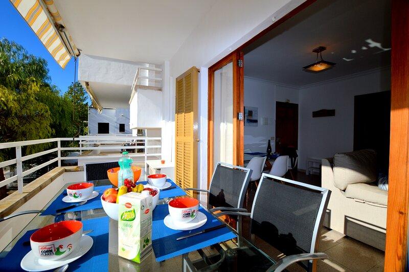 Fabuloso apartamento a 100 metros de la playa, location de vacances à Alcudia