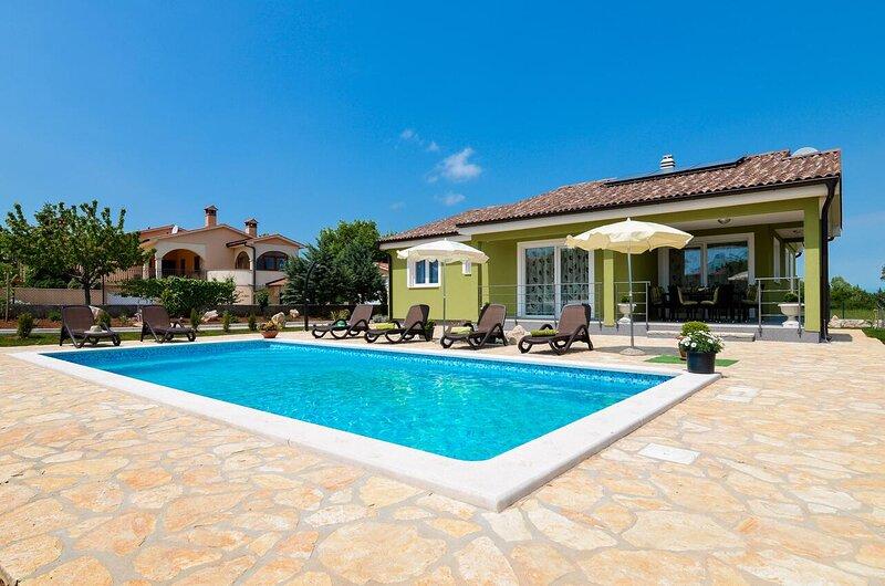 Three bedroom house Kapelica, Labin (K-18484), holiday rental in Rasa