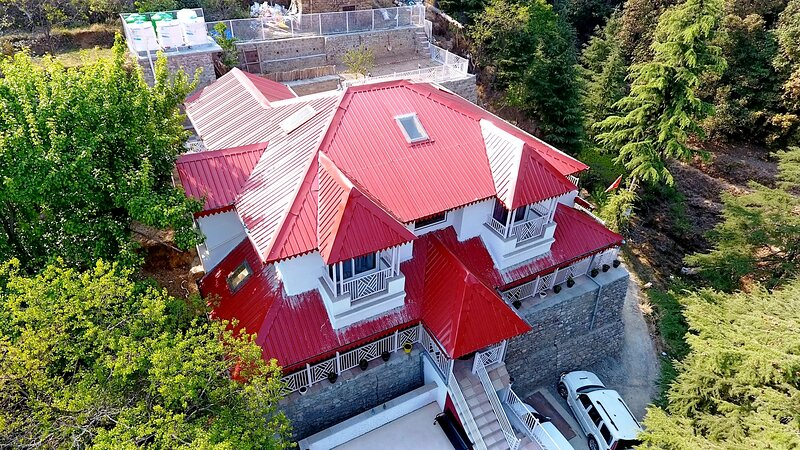 Vibhasa-Vasuki, aluguéis de temporada em Bhowali