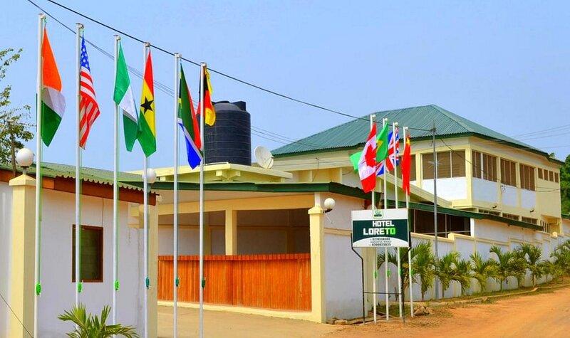 Hotel Loreto, Cape Coast, holiday rental in Central Region