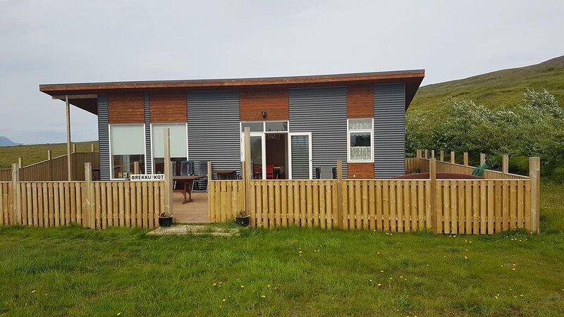Brekkukot  Luxury Cottage, location de vacances à Akureyri