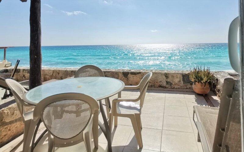 Cancun Ocean front  Suite 4002 Cancun Plaza, location de vacances à Cancún