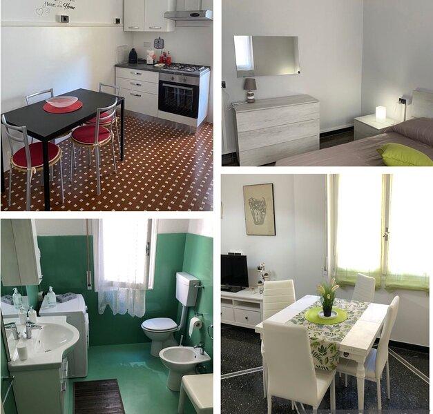 La Casetta Verde CASA VACANZE e non solo, holiday rental in Savignone