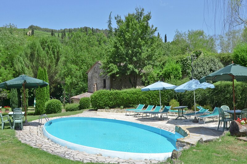 Molino del Ponte, holiday rental in Lucarelli