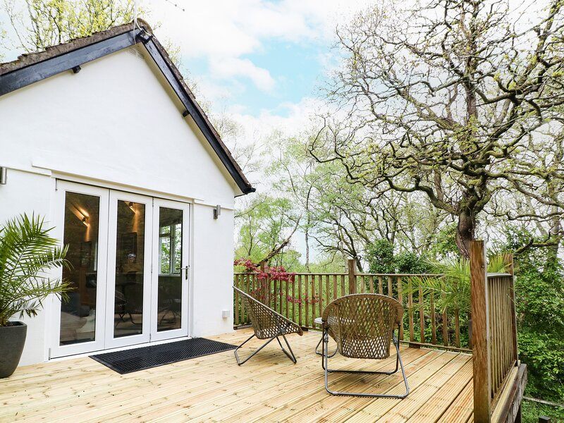 Twigs, Woody Bay, holiday rental in Challacombe
