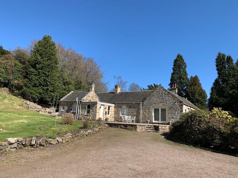 Cherry Tree Lodge, location de vacances à Newton