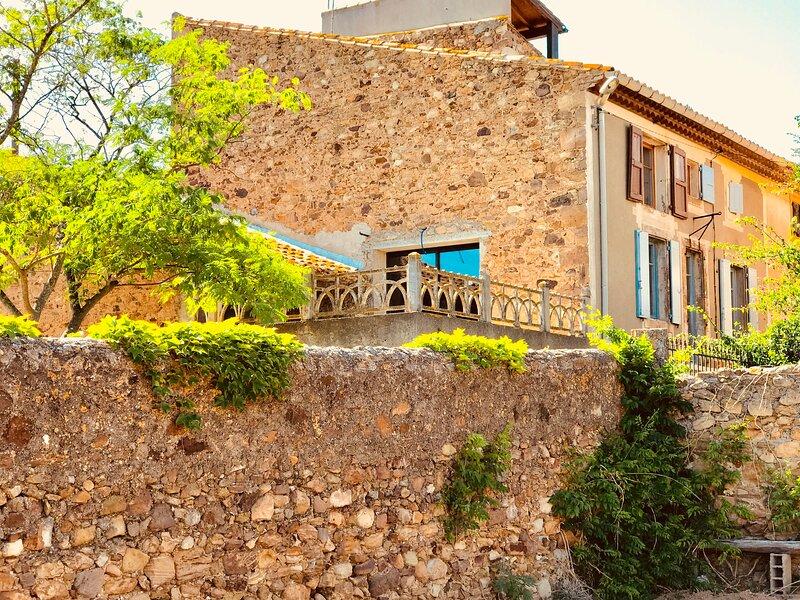 Le gîte du Bourrelier, location de vacances à Saint-Andre-de-Roquelongue