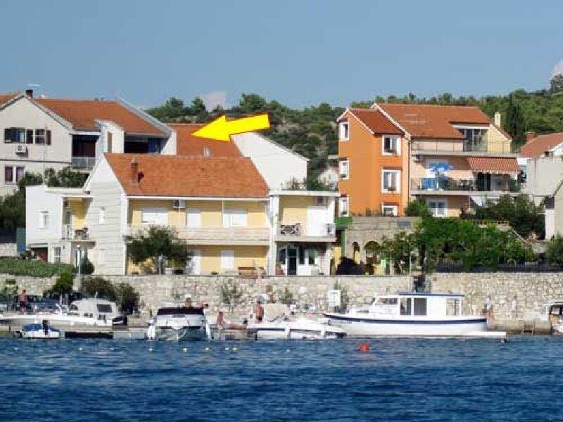 Apartments Frančiška, alquiler de vacaciones en Krapanj