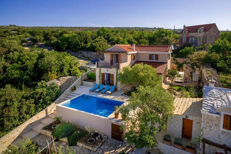 Villa Helena, casa vacanza a Lozisce