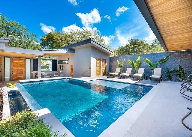 Beachfront Luxury, holiday rental in Tamarindo