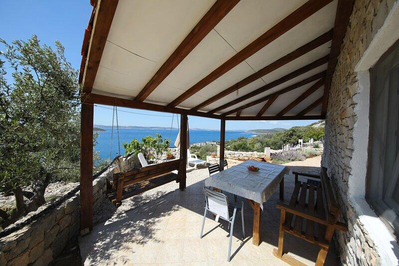 House Starlight, holiday rental in Kornat Island
