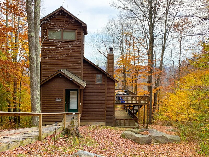Zigadeaux - 594 Northpoint Way, holiday rental in Canaan Valley