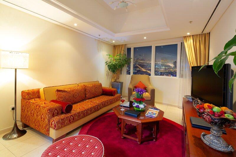 4 bed room penthouse, alquiler de vacaciones en Murqquab