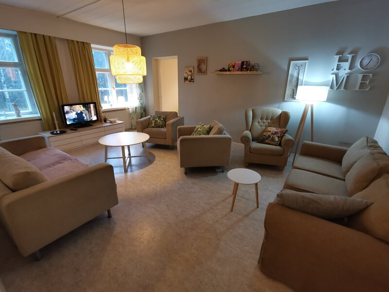 Superior 2-Bed Apartment in Kotka, location de vacances à Pyhtaa