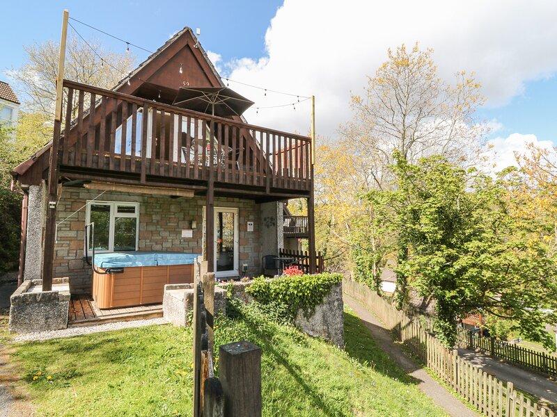 59 Valley Lodge, Gunnislake, location de vacances à Latchley