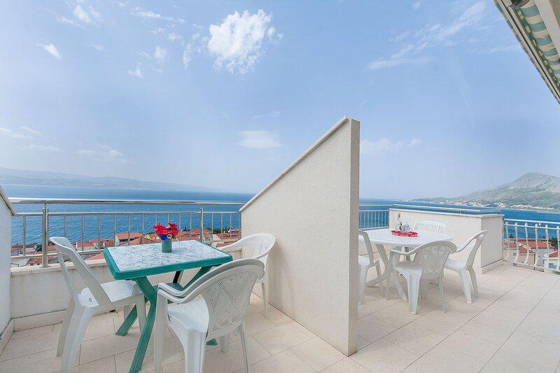 Apartments Luca, location de vacances à Stanici