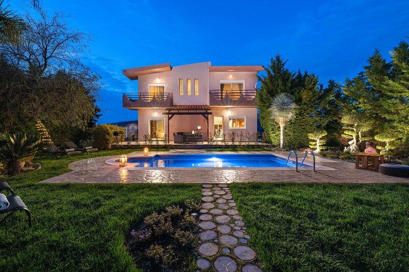 Zenia Villa, location de vacances à Maritsa