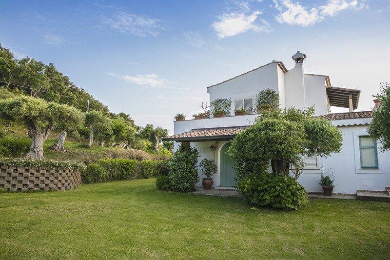 Villa l'Estasi, vacation rental in Naso