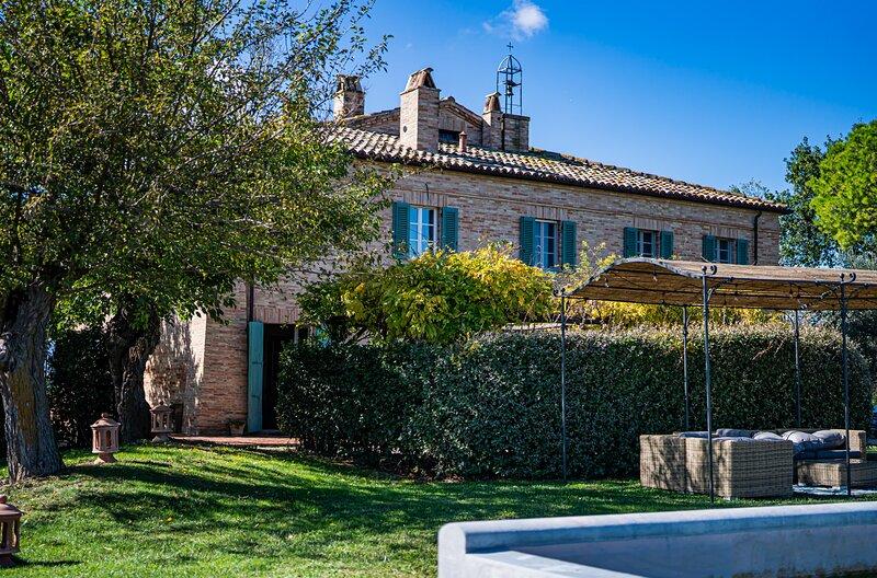 Villa il Sogno, location de vacances à Corinaldo
