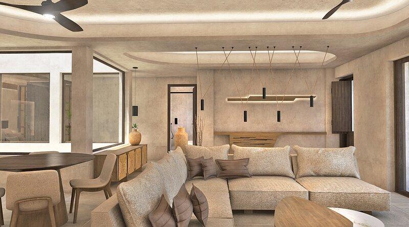 Ardor Exclusive Villas - Flame, location de vacances à Vourvoulos