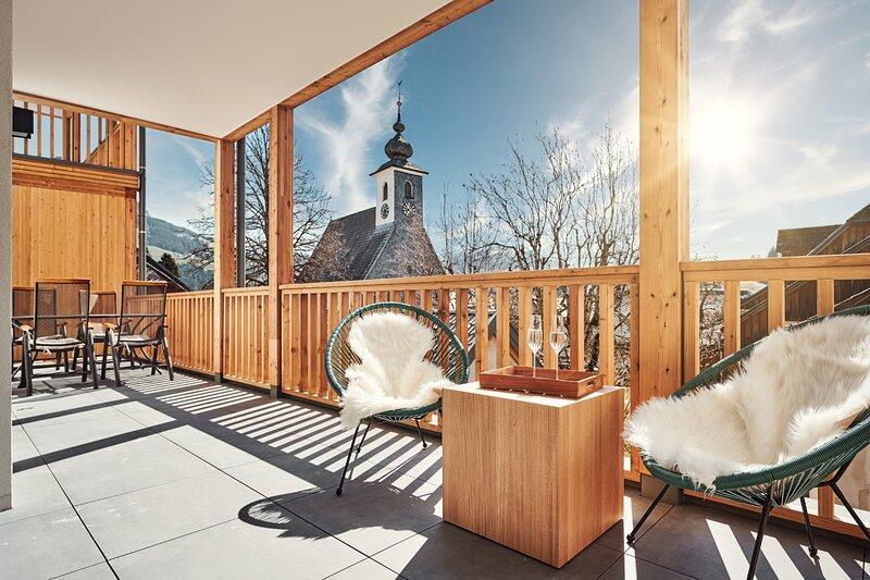 Alm Lodge A2, alquiler vacacional en Tauplitz