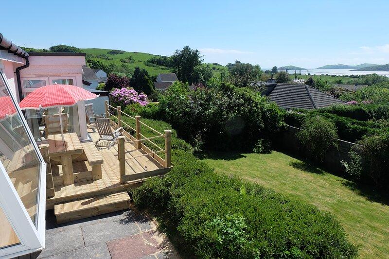 Tir Nan Og, holiday rental in Rockcliffe