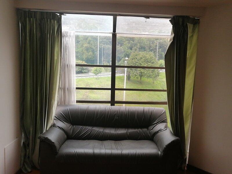 Suite Junior Excelente en zona universitaria, location de vacances à Choachi