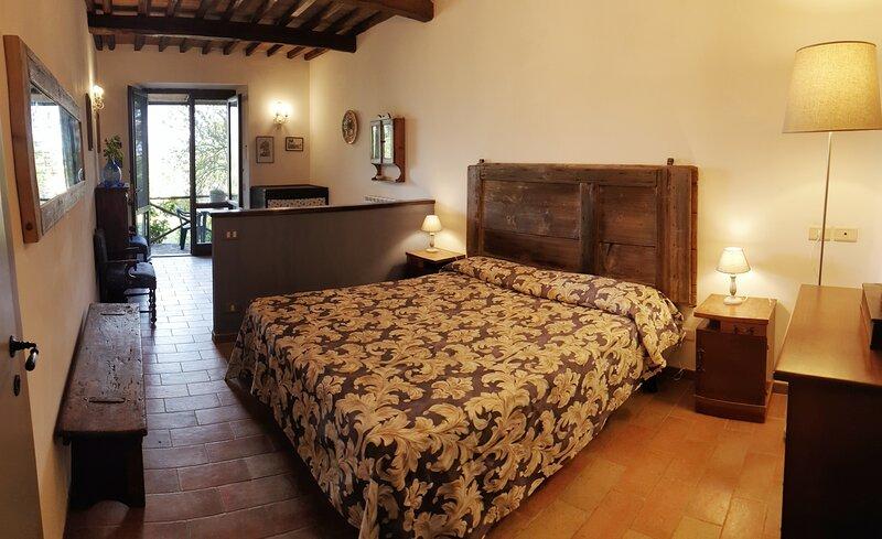 Agriturismo La Valentina del Biozzi-Camera, holiday rental in Talamone