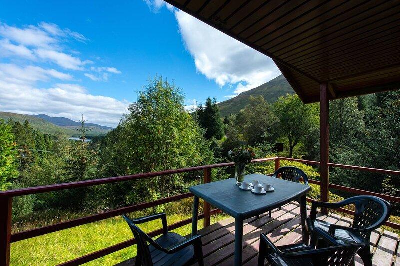 Quail Lodge, vacation rental in Crianlarich