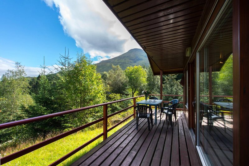 Quail Lodge, holiday rental in Tyndrum