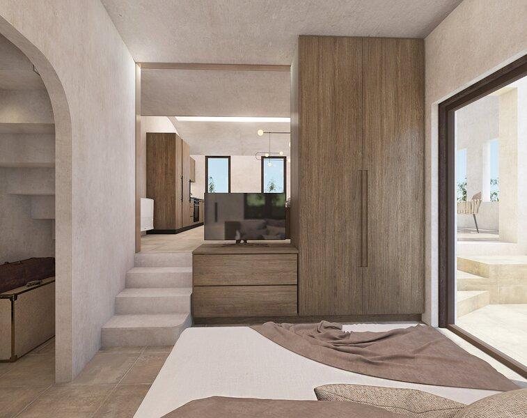 Ardor Exclusive Villas - Breeze, location de vacances à Vourvoulos
