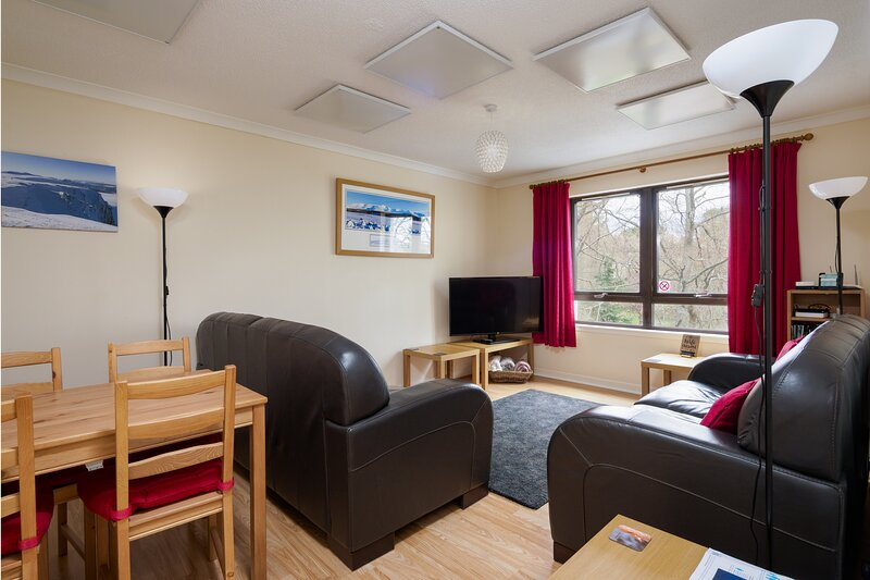 Cairngorm Apartment Two, Central Aviemore (holiday let), vakantiewoning in Aviemore and the Cairngorms