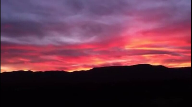 Private Sunsets 15 miles S of Sedona, Gated 2 BR/2BA Home backs to Nat'l. Forest, location de vacances à Cornville