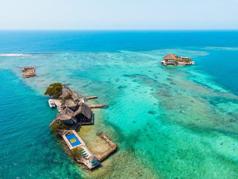 Exclusiva Isla! OASIS KALUA★, location de vacances à Isla Grande