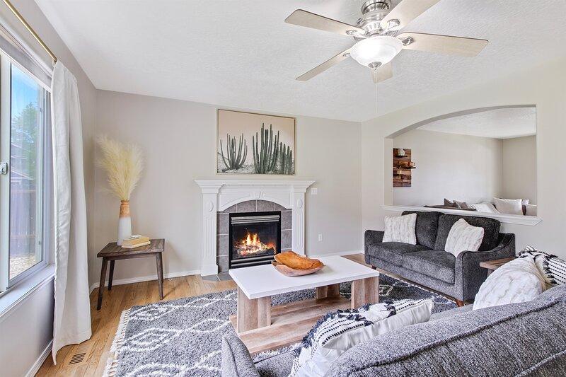 Beautiful Meridian 4 bedroom private home Sleeps 14, vacation rental in Star