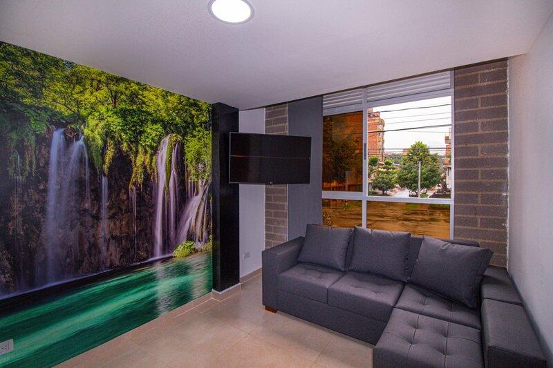 Apartamento nuevo medellin estadio 1 alcoba, holiday rental in Bello