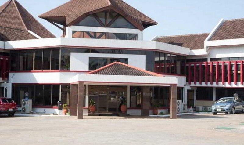 Hotel Elmina Beach Resort in Ghana, holiday rental in Central Region