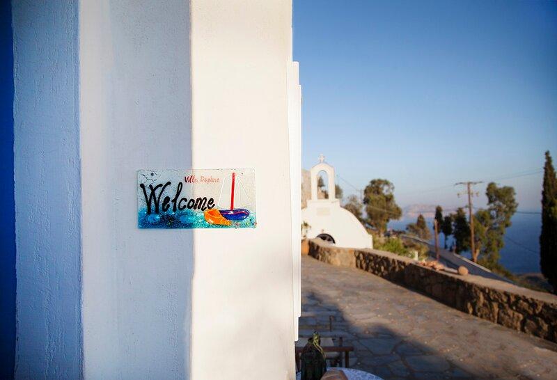 Villa Daphne, holiday rental in Nisiros