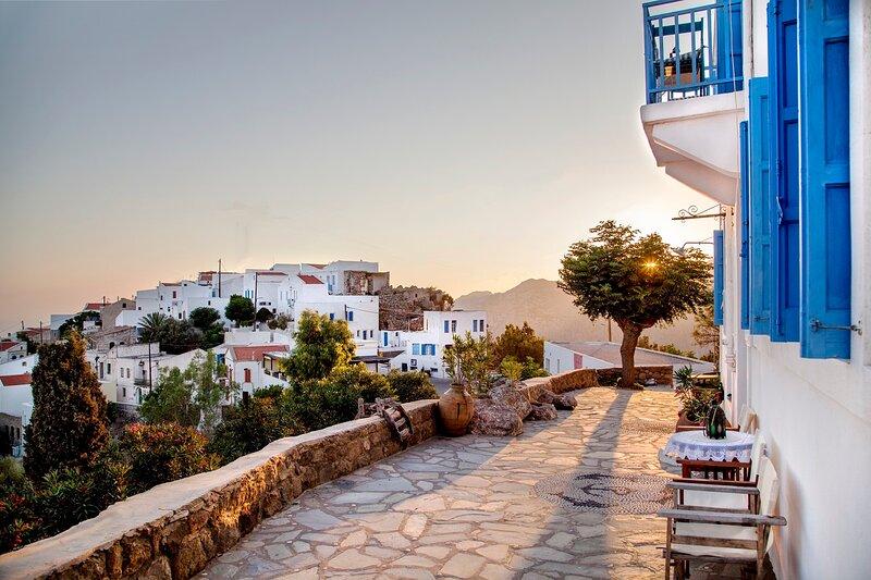 Villa Daphne, holiday rental in Tilos