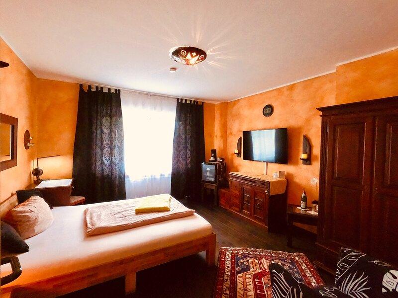 TOP Apartment für Homeoffice & anschl. Entspannung, holiday rental in Eitorf