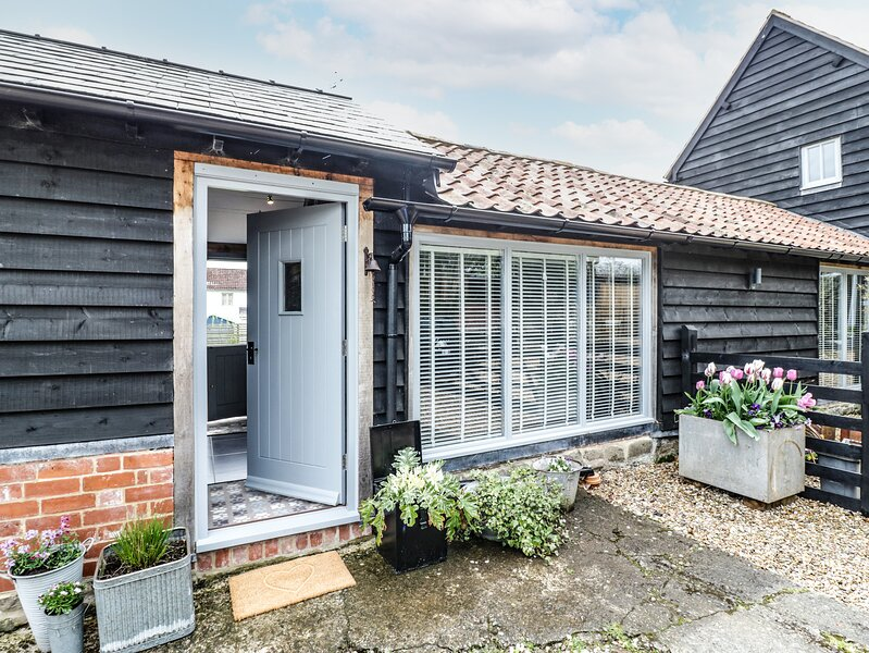 Freds Shed, Hereford, holiday rental in Ullingswick