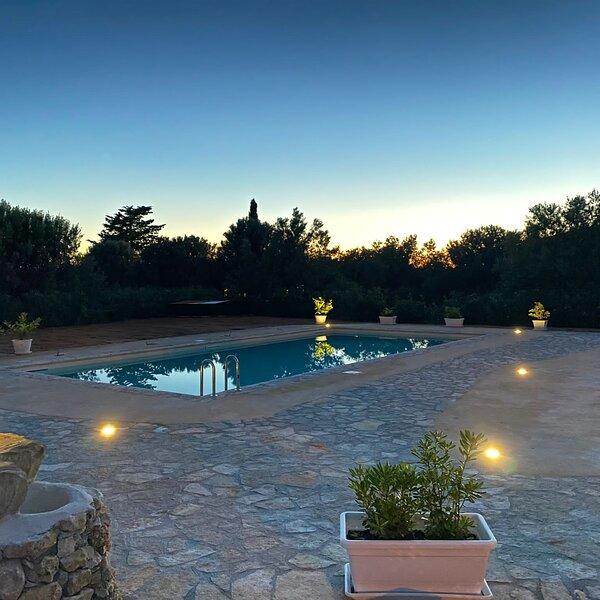 Casa vacanze Torre mulinazzo/Villa Piruzzu. Appartamenti per famiglie, relax.. ., aluguéis de temporada em Cinisi