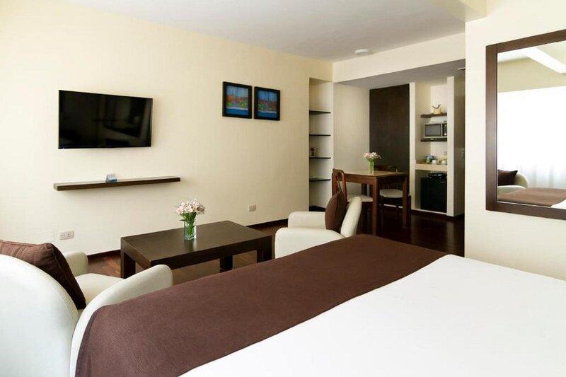 Junior Suite Royal Park Buenos Aire, location de vacances à Veinticinco de Mayo