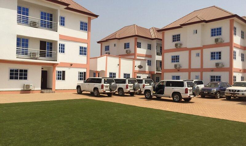 Global Dream Hotel - Standard, holiday rental in Tamale