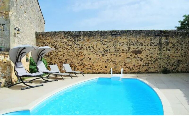 Gite Le Fournil, holiday rental in Monsac